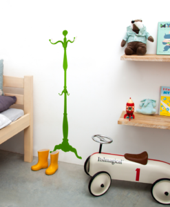 Bambini, A classic coat rack redesigned
