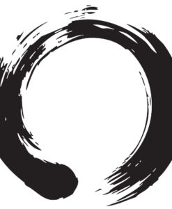Enso Wall Decal