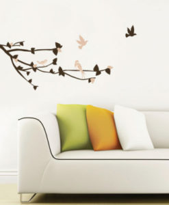 Wall decal Spring time