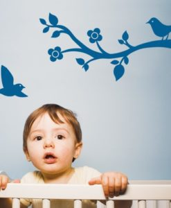 Birdy kids Wall Decal