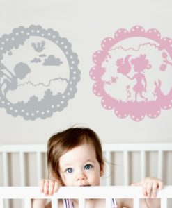 Fairy Tale Kids Wall Decal