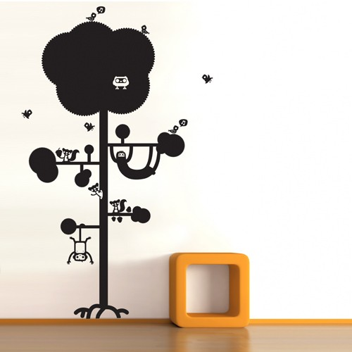 House Of Fun Kids Wall Decal  sc 1 st  Cool Wall Art & Kids Wall Decal House Of Fun - Vinyl Wall Decals
