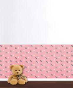 Julius Hearts Wallpaper Decal - Paul Frank
