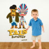 Wall Decal Pals Forever - Paul Frank