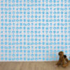 Wall Decal Animals Pattern