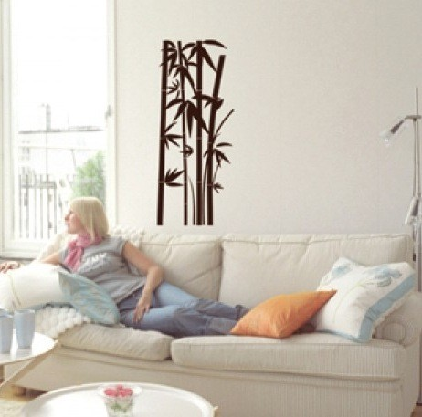 Wall Decal Bamboo 1 Part 35
