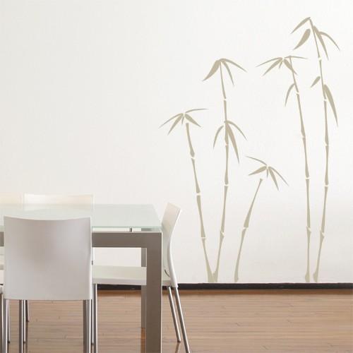 Merveilleux Wall Decal Bamboo Beige