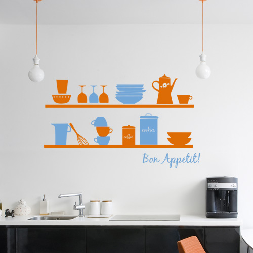 Kitchen wall decor 7 creative and easy ways to do it coolwallart