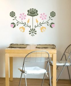Bouquet Wall Decal