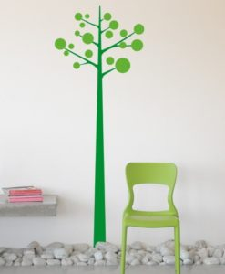 Bubble Tree Wall Decal