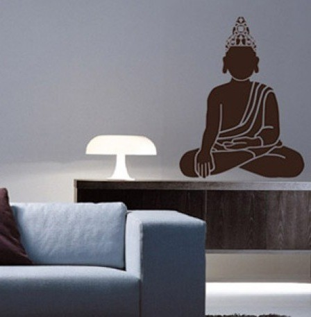 Wall Decal Buddha