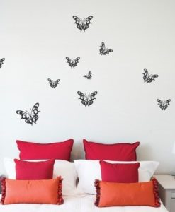 Wall Decal Butterflies - Great for kids room!