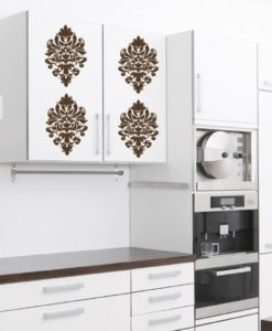 Wall Decal Ethnic Shapes