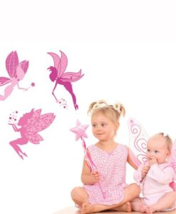Wall Decal Magic Fairies