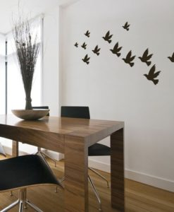 Wall Decal Flock of Birds