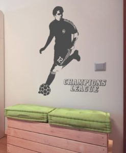 Champions League Wall Decal