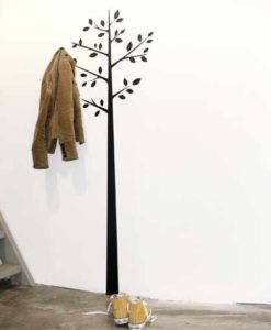 Clothes Hanger Tree Wall Decal