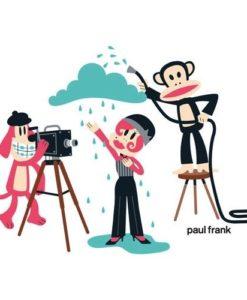 Wall Decal Julius Photo Shoot - Paul Frank