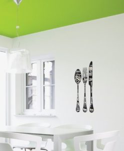 Wall Decal Kitchenware