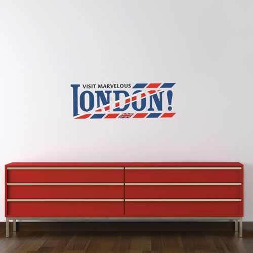 Wall decal london