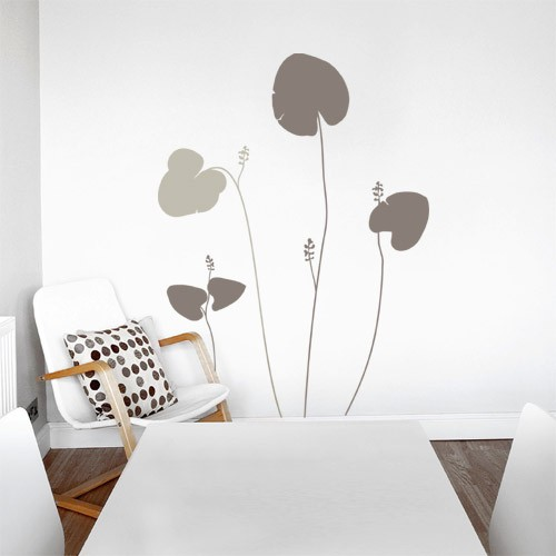 Attirant Natural Wall Decal