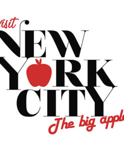 wall decal new york