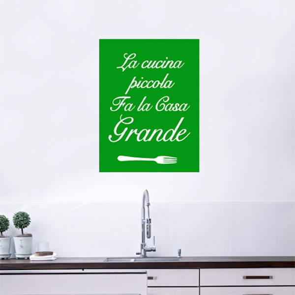 Wall Decal Kitchen