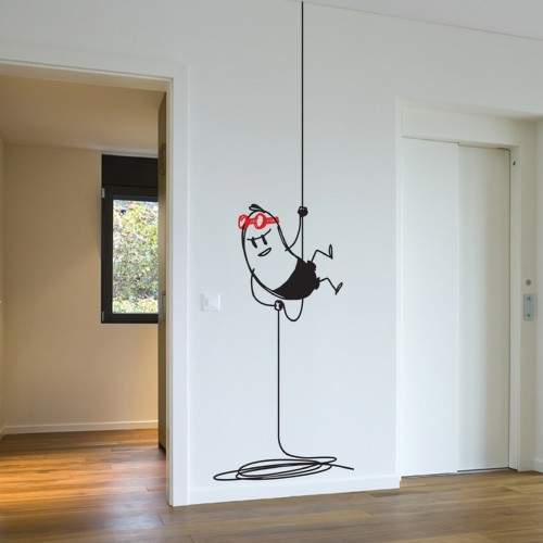 wall decal snapling wally vinyl wall sticker movement inducing wall stickers halloween wall decals