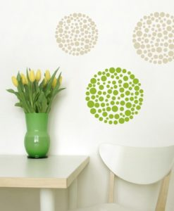 Sphere Wall Decal