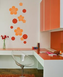 Tropicana Wall Decal