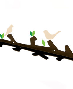 Birds and Leaves Wall Hanger decal