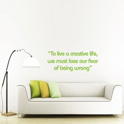Life Wall Quotes Pleasing Creative Life Wall Decal  Quotes Wall Stickers